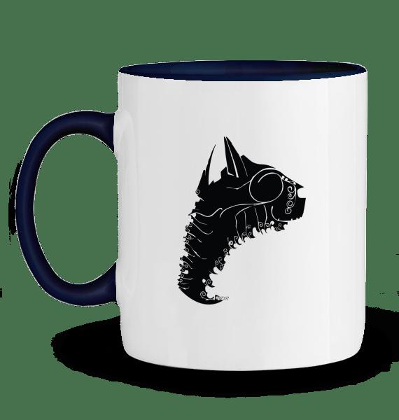 création arty sur mug