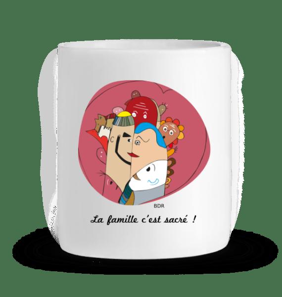 Mug personnalisé céramique avec illustration