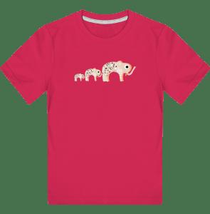 T-shirt enfant et bébé