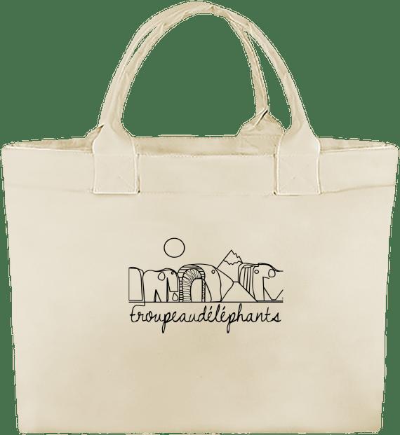 sac cabas femme imprimé